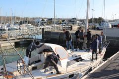Training in boating professions at INB