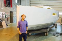 François Gabart strengthens his collaboration with RM sailboats