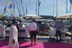 A discreet presence at the Cannes boat show for Bavaria Yachts