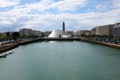Bassin du port du Havre