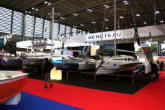 The Nautic will leave Hall 1 of the Porte de Versailles