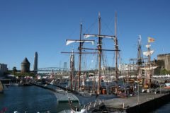 The schooners of the French Navy will always be maintained by the Guip shipyard
