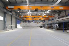 Fountaine-Pajot's production units are at a standstill