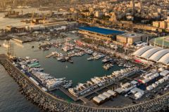 Salon nautique de Gênes