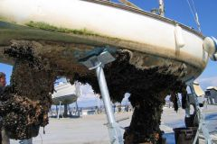 Antifouling is a major challenge for sustainable and ecological yachting