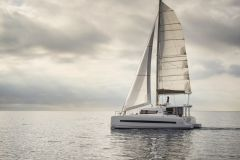 Catamarans should better resist the effects of the Covid-19 crisis