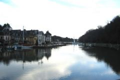 Port of Saint-Goustan Auray