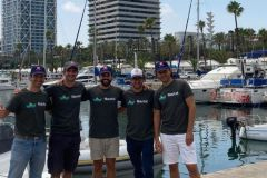 Nautal and Click&Boat management team together