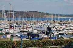 Yachting grew in France in 2019
