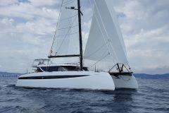 The Ocean Class 50 of HH Catamarans