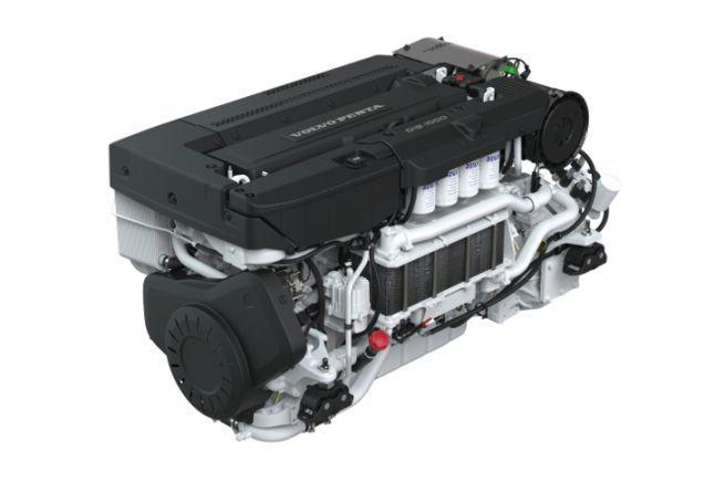 New Volvo Penta D13-1000 marine engine