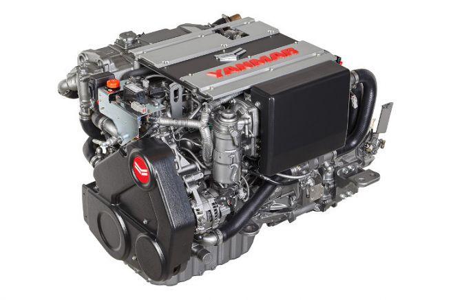 Yanmar 4LV inboard engine
