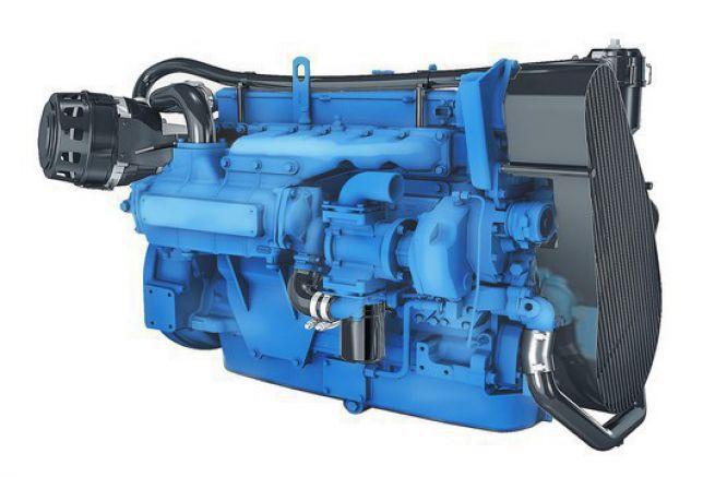 New motor of the N6 series