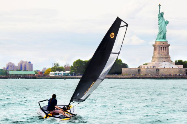 Tiwal 3.2 inflatable dinghies in the United States