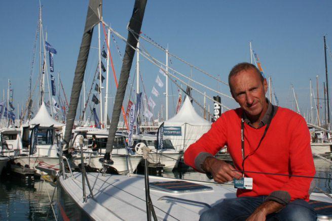 Jean-Pierre Kelbert, founder of the JPK yard