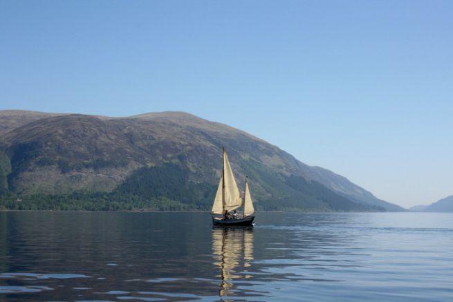 Good summer sailing