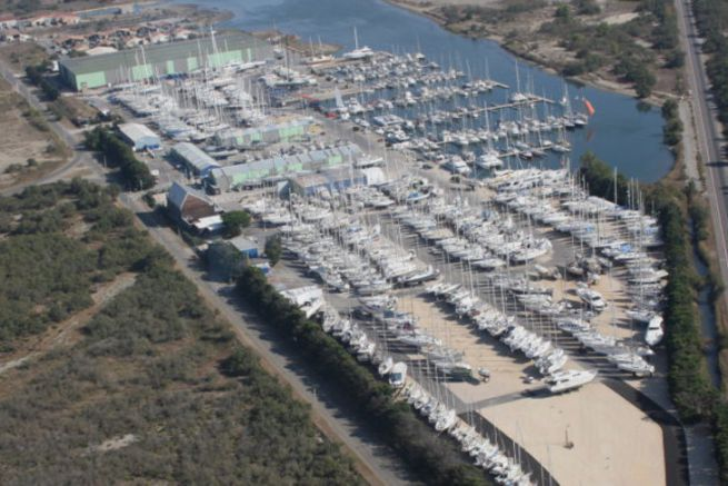 Port Napoléon, new port of the Port Adhoc network
