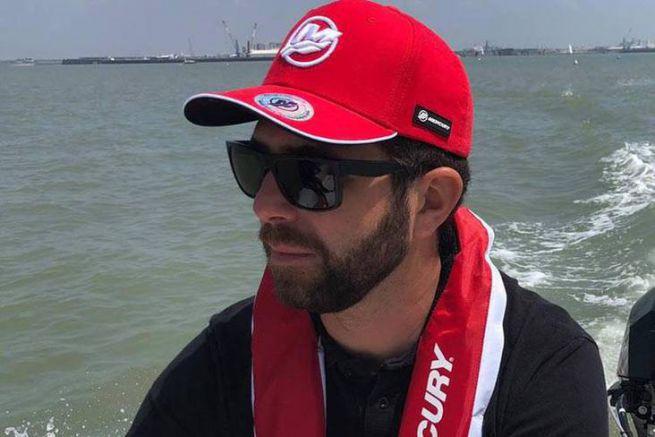 Maxime Labessouille leaves the Mercury Marine engine manufacturer for nautical textiles Serge Ferrari