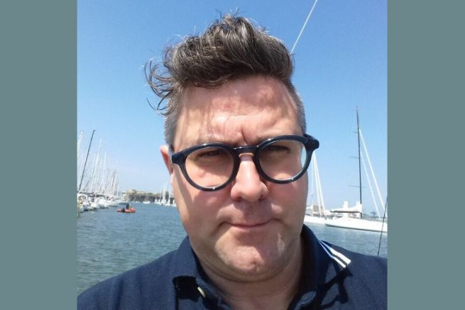 Mathieu Baltas, new French sales manager for Baudouin engines