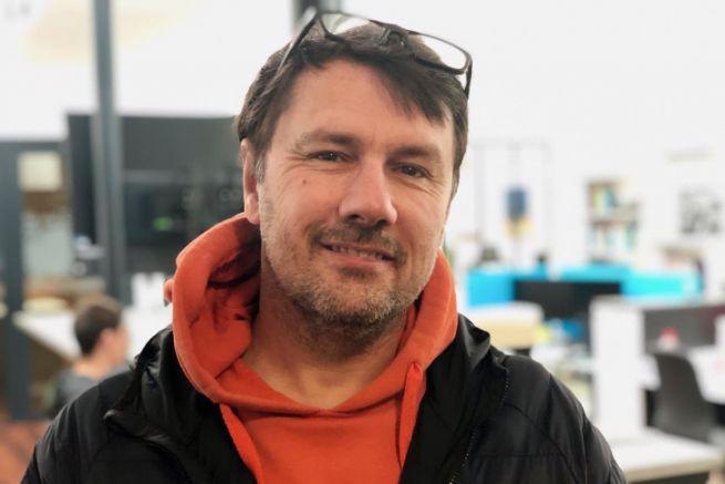 Denis Glehen, founder of Gsea Design