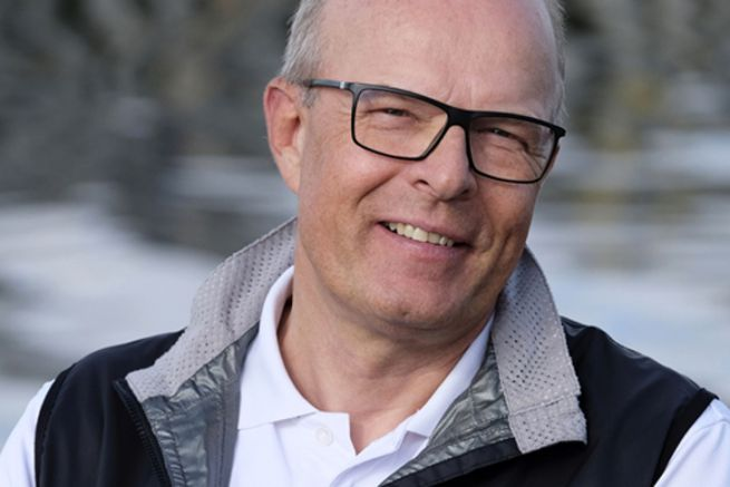 Kim Andersen, candidate for the presidency of World Sailing