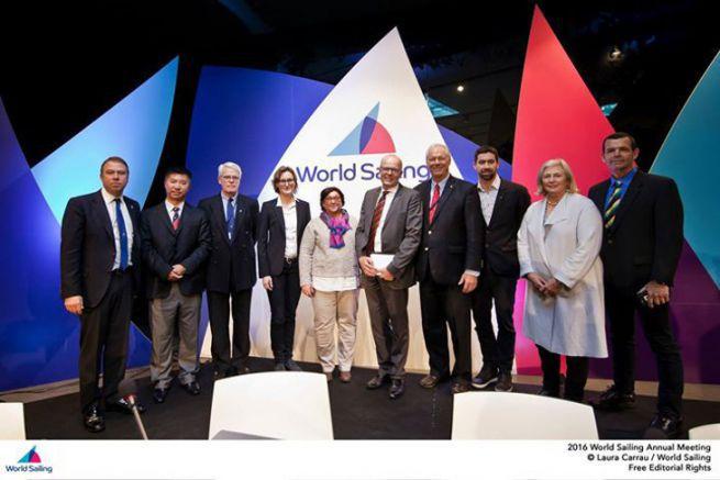 New management of World Sailing