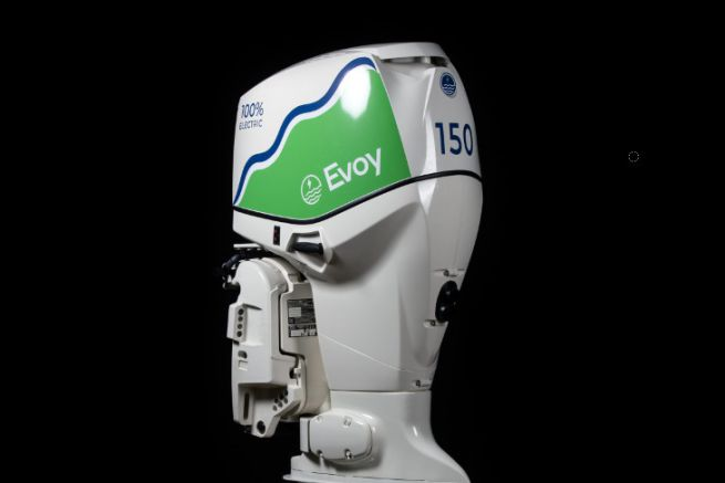 Evoy electric outboard motor