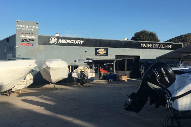 New Bigship branch store in Porticcio