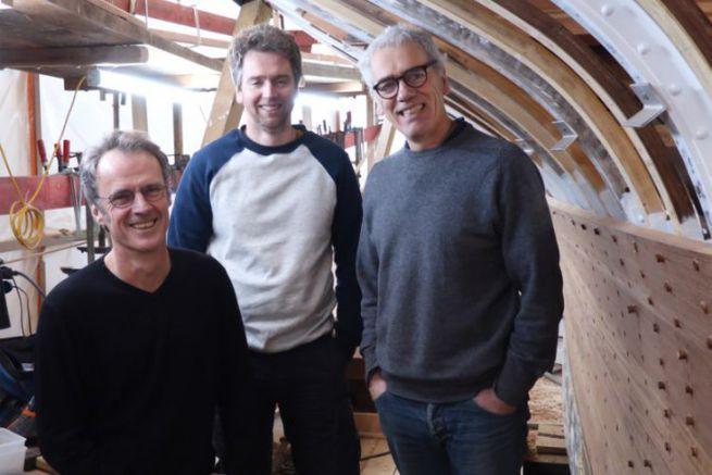 Louis Mauffret, Tegwen Mauffret, and Yann Mauffret