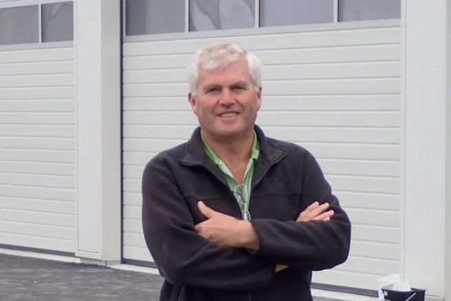 Christian Bouroullec, President of Pogo Structures