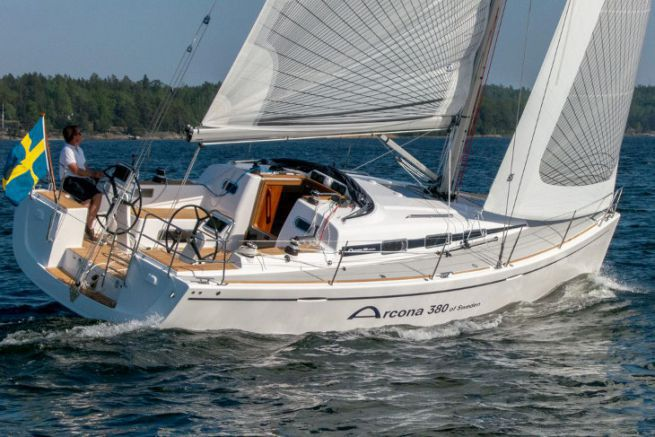 Arcona 380, from Arcona Yachts, bought by Najad