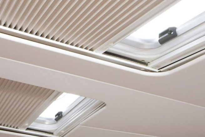Oceanair blackout blind, now Dometic