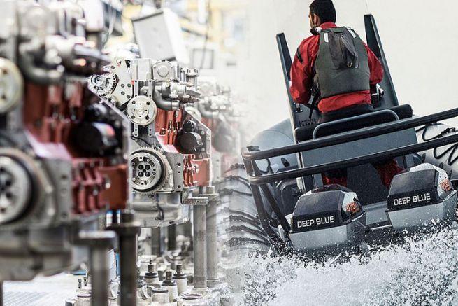 Torqeedo passes under the control of engine manufacturer Deutz