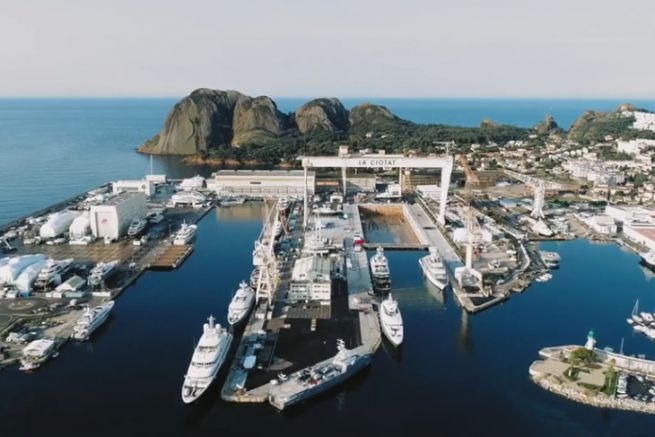 Shipyards of La Ciotat