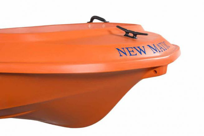 Rigiflex's safety boat New Matic