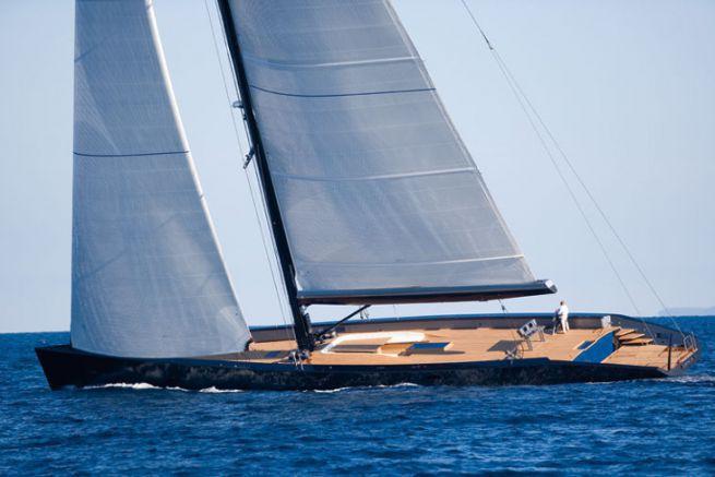 Wally Esense, 43.7 m sailboat built in 2006