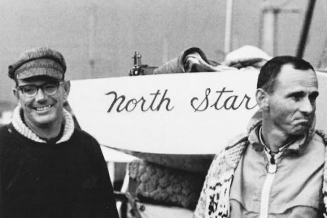 Peter Barrett and Lowell North at the 1967 World Star Games in Denmark