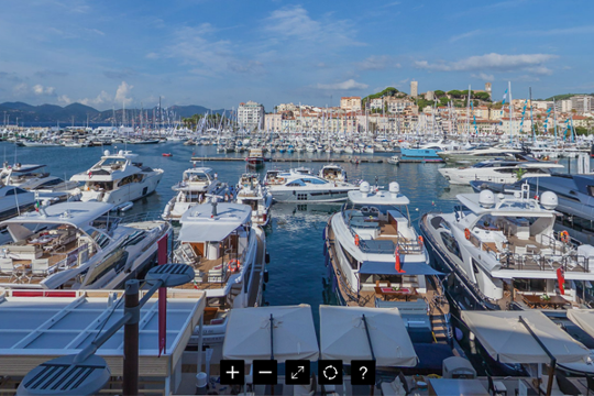 The Cannes Yachting Festival maintains its 2020 edition, like other European events