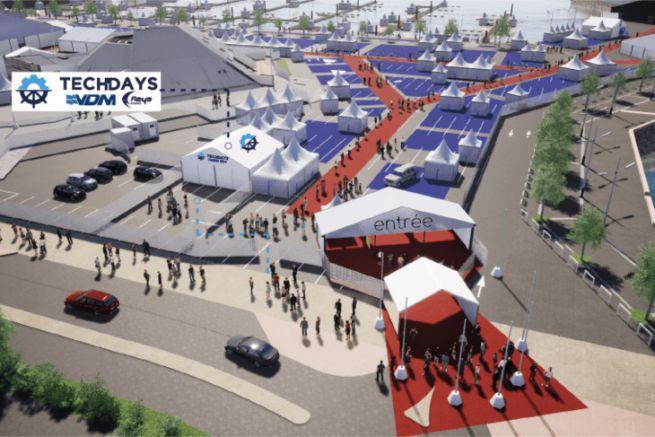 VDM-Reya Tech Days Tent