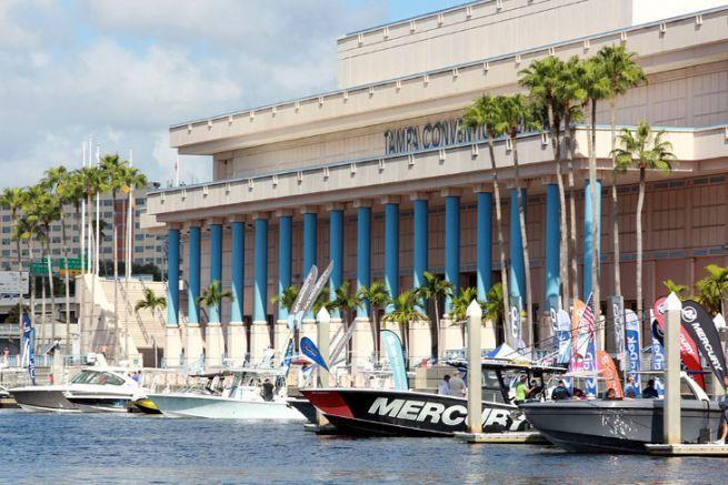 IBEX Boat Show