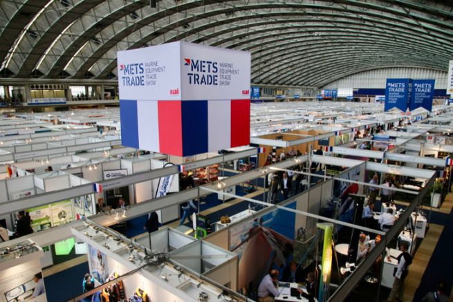 French Pavilion at METS