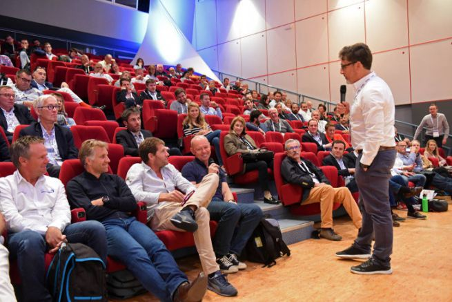 The Yacht Racing Forum in Lorient brought together prestigious speakers from the world of ocean racing