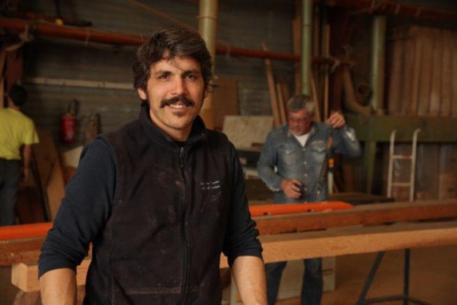 Nicolas Chanteloup, buyer of the Despierres shipyard