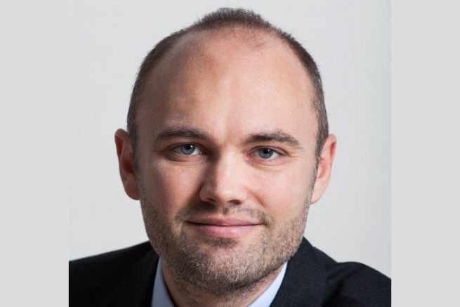 Matthieu Toret, lawyer at Enerlex, specialising in customs law