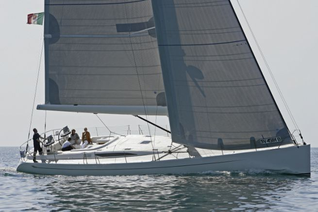 Baltic 56 Whisper by Baltic Yachts