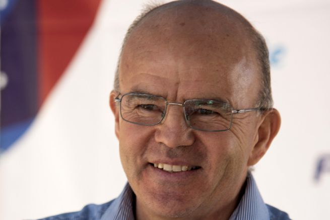 Jean-Yves Le Déroff leaves the management of the Ecole Nationale de Voile et des Sports Nautiques (National Sailing and Water Sports School)