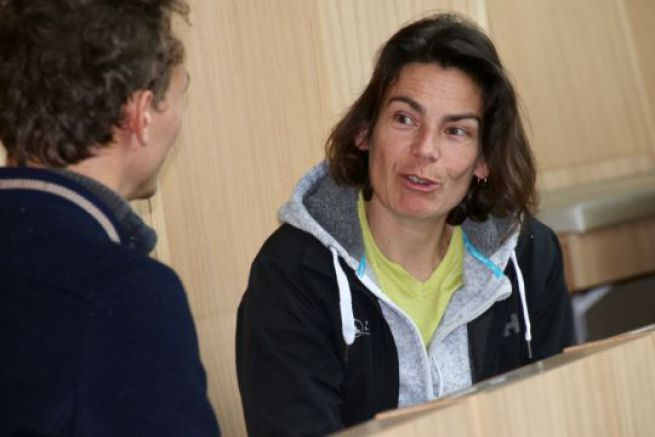 Karine Fauconnier takes over as head of Lorient Grand Large