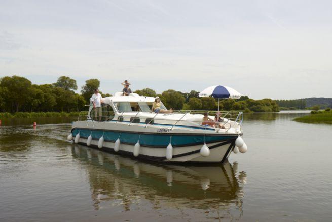 River boat Octo de Nicols to equip the Hungarian fleet