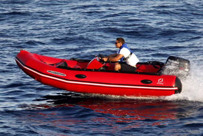 Zodiac Futura Inflatable Boat